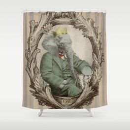 Royal Portrait, 1931 Shower Curtain