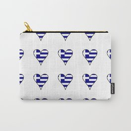 Flag of greece 3-Greek, Ελλάδα,hellas,hellenic, athens,sparte,aristotle. Carry-All Pouch