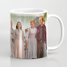 Jack Torrance in The Sound of Music Coffee Mug