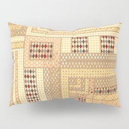 Then there is Brown Pillow Sham