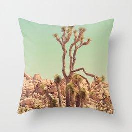 Joshua Tree#2  Throw Pillow