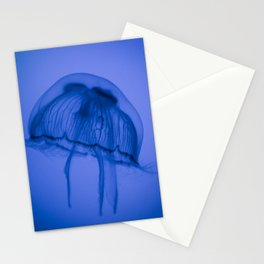 Moon Jelly Stationery Cards