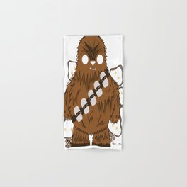 Chewbacca _ Friends Hand & Bath Towel