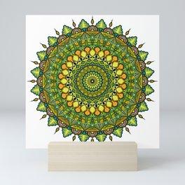Mandala Fortuna Mini Art Print
