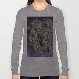 Grape Ape Medicinal Medical Marijuana Long Sleeve T-shirt