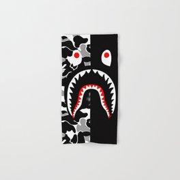 shark bapa Hand & Bath Towel