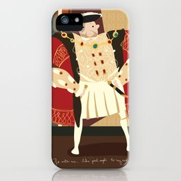 Hello Henry! iPhone Case