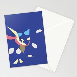 Greninja Stationery Cards