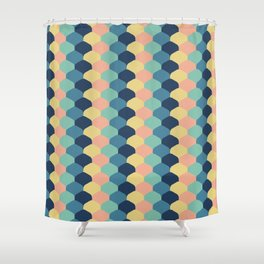Our Coastal Hymn Shower Curtain
