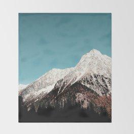Summer Breeze Throw Blanket
