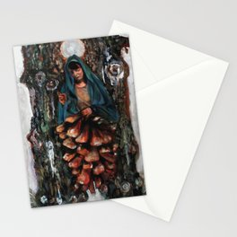 Apparition of the Virgin Mary Stationery Cards