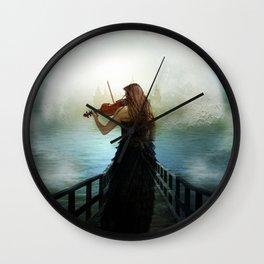The Heavenly Hope Wall Clock