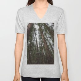 Through the Woods Unisex V-Neck