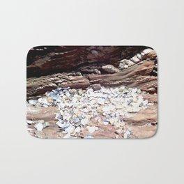 Comunidad de caracoles Bath Mat