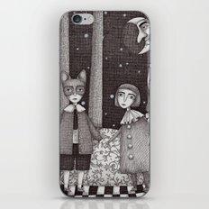 Hansel and Gretel iPhone & iPod Skin