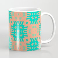 southwest Mugs featuring Southwest Summer by Lisa Argyropoulos