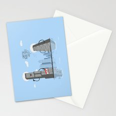 Whatchu' talkin bout willis Stationery Cards