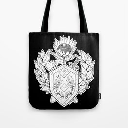 Plant Secrets: Warrior Class Tote Bag