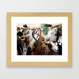 INTENSIO ANIMI Framed Art Print