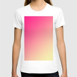 Japanese Gradient Art T-shirt