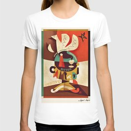 Vintage 1934 Manifesto Cordial Bitter Campari Aperitif Advertisement Poster T-shirt
