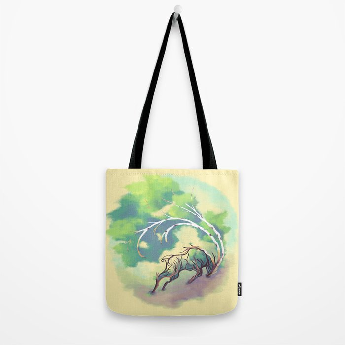 Essence of Nature - Thunderous Wind Tote Bag