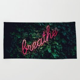 Breathe Beach Towel