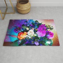 Disco Bouquet I Rug