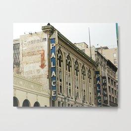 Palace Theater Metal Print