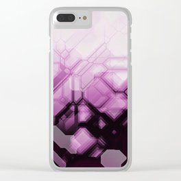 future fantasy spellbinding Clear iPhone Case
