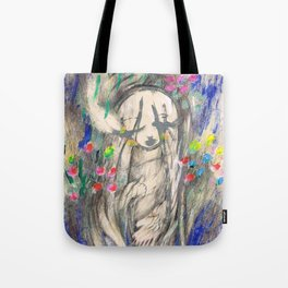 Mary I (Cocoon) Tote Bag
