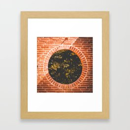 Unterwegs_1087 Framed Art Print