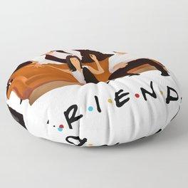 Friendship Floor Pillow
