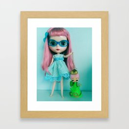 angels Framed Art Print