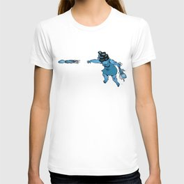 Lancé de méduses T-shirt