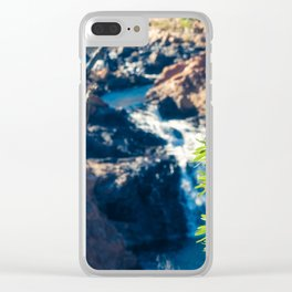 Dreamlike Australian Landscape Clear iPhone Case