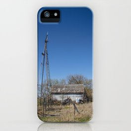 Adam Hoffman Homestead 17 iPhone Case