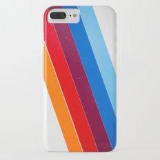 lines on lines Slim Case iPhone 7 Plus