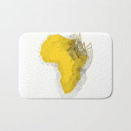 New Africa Bath Mat