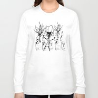 invader zim Long Sleeve T-shirts featuring invader zim by LCMedia