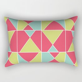 Colour Combo Rectangular Pillow
