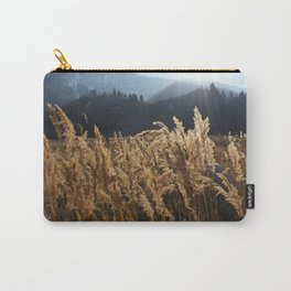 Alatau mountains in autumn Carry-All Pouch