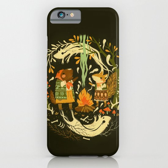 Animal Chants & Forest Whispers iPhone & iPod Case