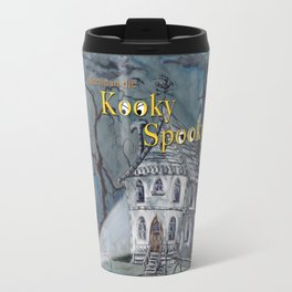 Marvin in the Kooky Spooky House Travel Mug