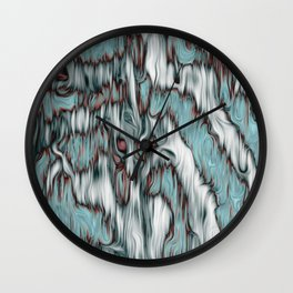 Psikedelix 122 Wall Clock