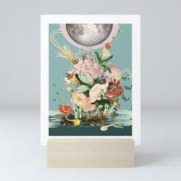 Midnight in the Octopus's Garden Mini Art Print