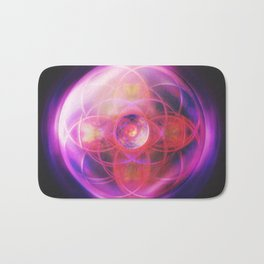 Rose Crown | Crown Chakra Bath Mat