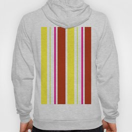 Stripes in colour 4 Hoody