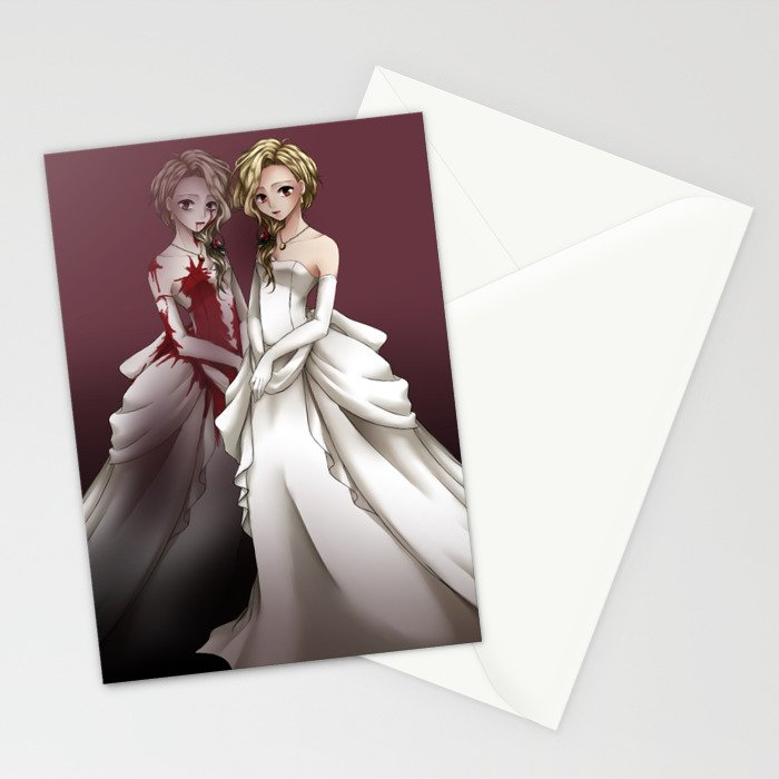 Brides Stationery Cards