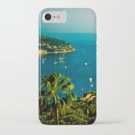 Côte d'Azur iPhone Case